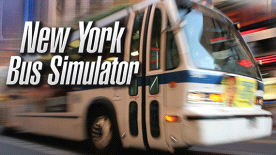 New York Bus The Simulation