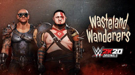 WWE 2K20 Originals: Wasteland Wanderers
