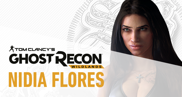 Ghost Recon Nidia Flores