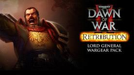 Warhammer 40,000 : Dawn of War II - Retribution - Lord General Wargear DLC
