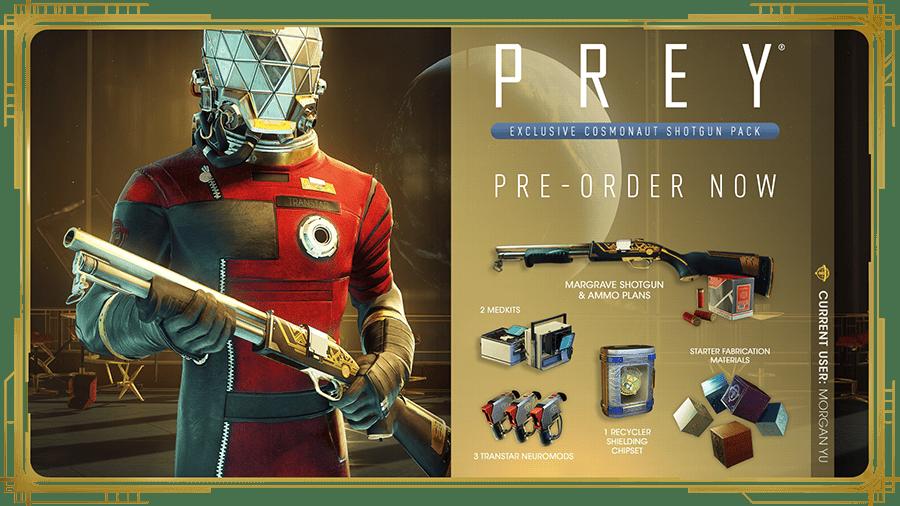 Prey - Pre-order bonus