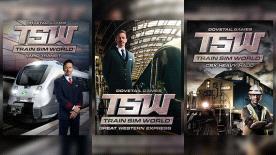 Train Sim World®: Rapid Transit + CSX Heavy Haul + Great Western Express Pack