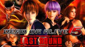 DEAD OR ALIVE® 5 Last Round
