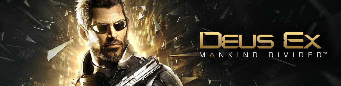 Deus Ex Mankind Header