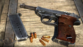 Sniper Elite III - Axis Weapons Pack