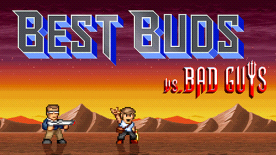 Best Buds vs Bad Guys