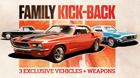 Mafia III: Family Kick Back Pack