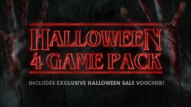 Halloween 4 Game Pack