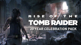 Rise of the Tomb Raider: 20 Year Celebration Pack