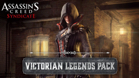 Assassin's Creed Syndicate Victorian Legends Pack DLC