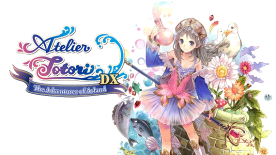 Atelier Totori The Adventurer of Arland DX