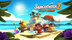 Overcooked 2! Surf and Turf