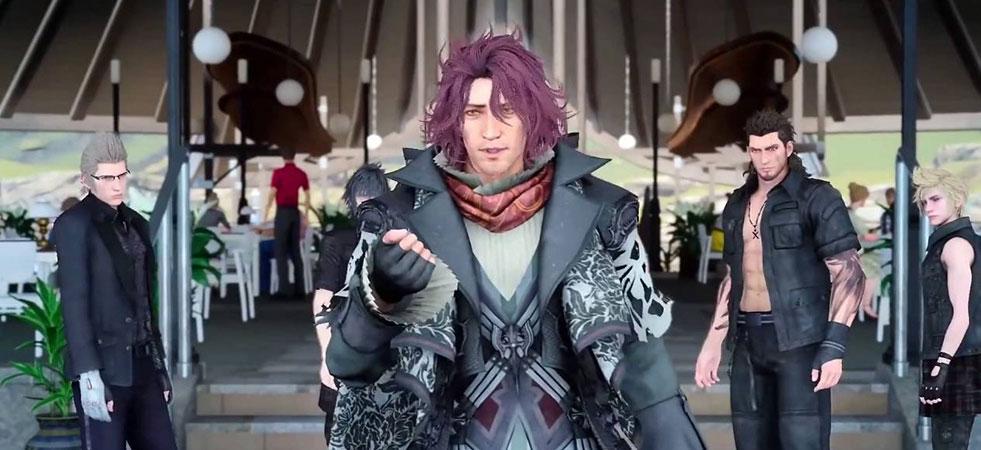 Final Fantasy Character - Ardyn Izunia