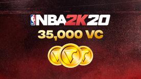 NBA 2K20: 35000 VC Pack