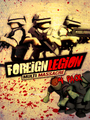 Foreign Legion: Multi Massacre - 4 Pack