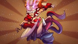 Awesomenauts: Dragon Huntress Ksenia Skin