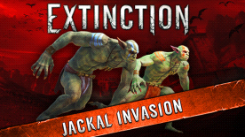 Extinction: Jackal Invasion