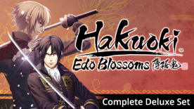 Hakuoki: Edo Blossoms - Complete Deluxe Set