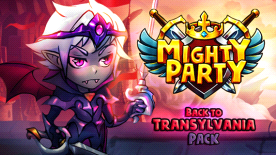 Mighty Party: Back to Transylvania -
