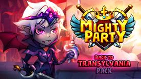 Mighty Party: Back to Transylvania -