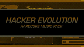 Hacker Evolution: Hardcore Music Pack