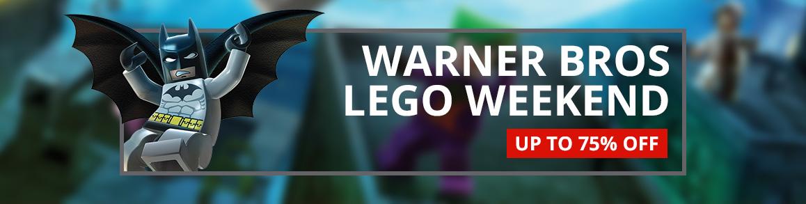 WB LEGO Deals