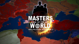Masters of the World - Geopolitical Simulator 3