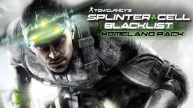 Tom Clancy's Splinter Cell Blacklist - Homeland Pack