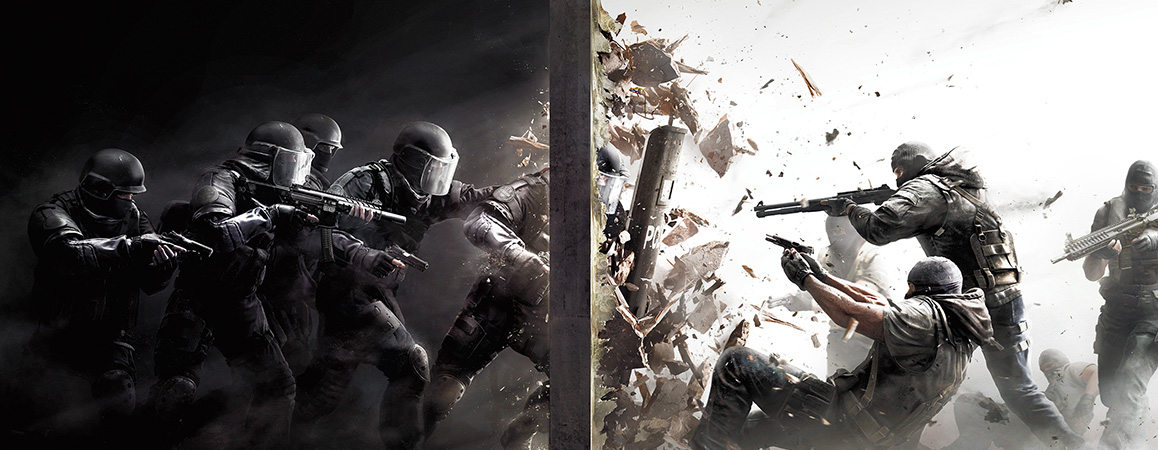Rainbow Six Siege Free to Play this Weekend