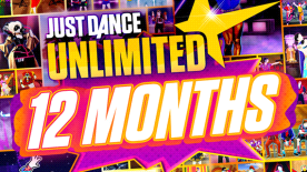 Just Dance Unlimited - 12 Month Pass