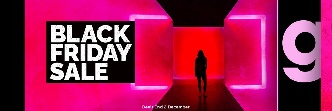 Black Friday Launch