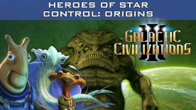 Galactic Civilizations III - Heroes of Star Control: Origins DLC