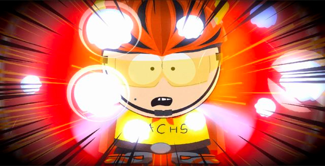 South Park: The Fractured But Whole - Speedster class