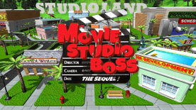 Movie Studio Boss: The Sequel