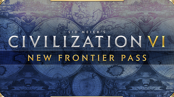 Civilization VI - New Frontier Pass