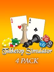 Tabletop Simulator - 4 Pack