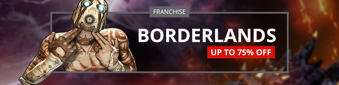 Borderlands Header Image