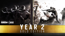 Tom Clancy's Rainbow Six® Siege Gold Edition Year 2