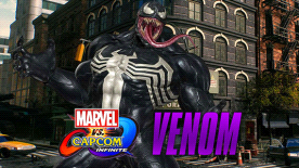 Marvel vs. Capcom: Infinite - Venom