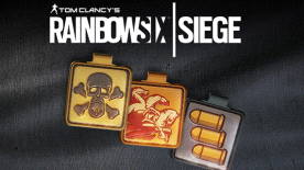 Tom Clancy's Rainbow Six® Siege : Ops Icon Charm Bundle