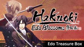 Hakuoki: Edo Blossoms - Edo Treasure Box