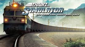 Trainz Simulator: SS4 China Coal Heavy Haul Pack