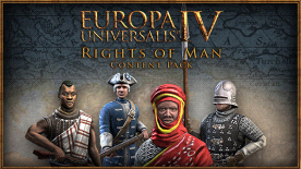 Europa Universalis IV: Rights of Man Content Pack