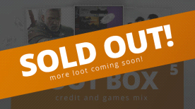 Lucky Five Loot Box