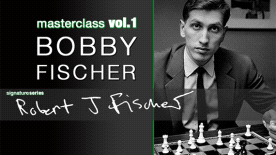 Fritz for Fun 13: Master Class Volume 1, Bobby Fischer