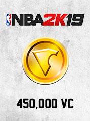 NBA 2K19: 450000 VC PACK (PS4)