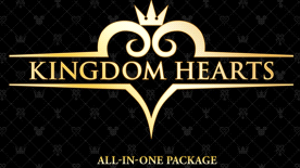 KINGDOM HEARTS All-In-One Package DAY ONE BUNDLE
