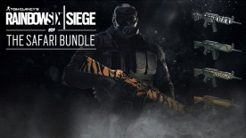 Tom Clancy's Rainbow Six: Siege - Safari Bundle DLC