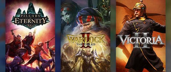 Paradox DLC Sale