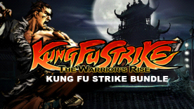 Kung Fu Strike and Kung Fu Strike The Warriors Rise Master Level Bundle